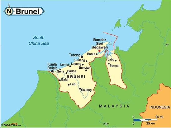 Deaf cultures Brunei