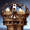 torah scroll crown
